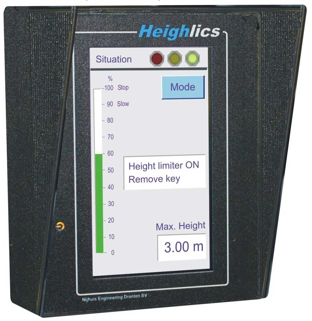 Heighlics - Height Limiter Safety System